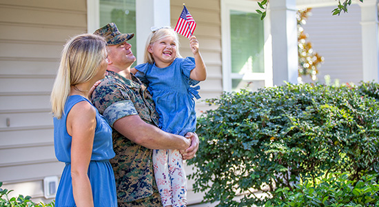 Moving Military Families Are Seeing Results with Realogy Military Rewards®