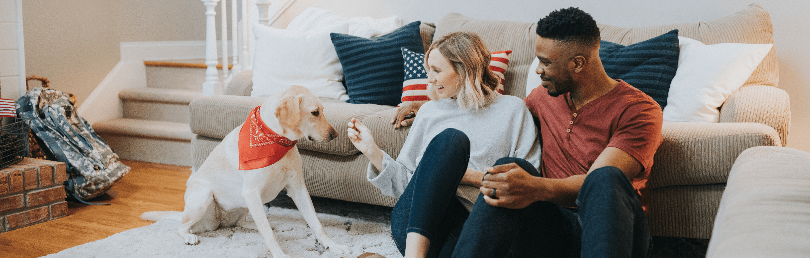 military family: stage your home for fast military move